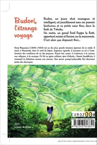 4eme Budori, l'étrange voyage