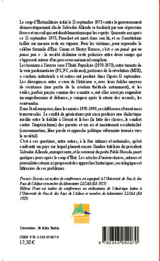 4eme Chili 1973-2013
