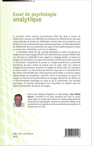 4eme Essai de psychologie analytique