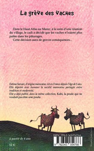 4eme La grève des vaches