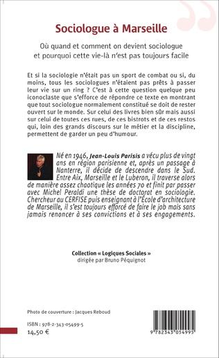 4eme Sociologue à Marseille