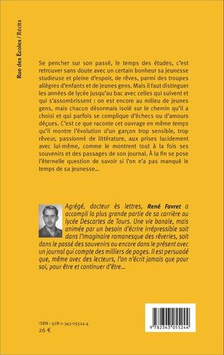 4eme Les années d'études au lycée Condorcet et à la Sorbonne