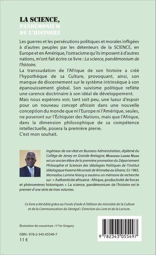 4eme La science, pandémonium de l'histoire