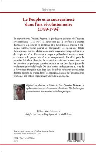 4eme Le peuple et sa souveraineté dans l'art révolutionnaire (1789-1794)