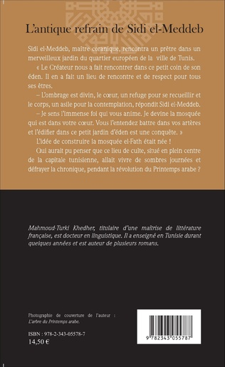 4eme L'antique refrain de Sidi el-Meddeb