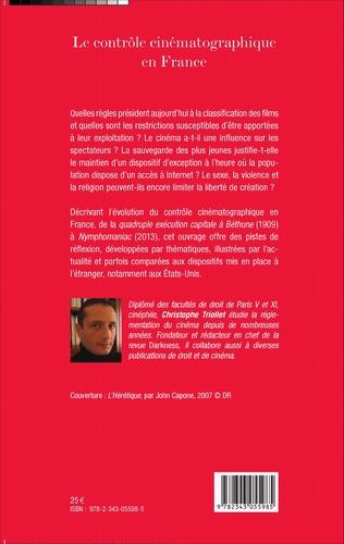 4eme Le contrôle cinématographique en France