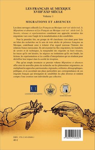 4eme Les Français au Mexique XVIIIe-XXIe siècle