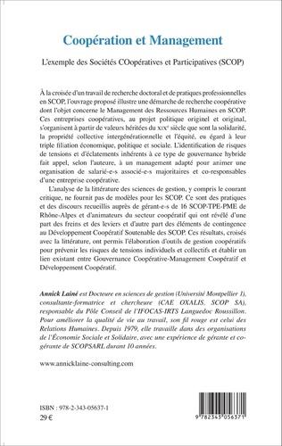 4eme Coopération et Management