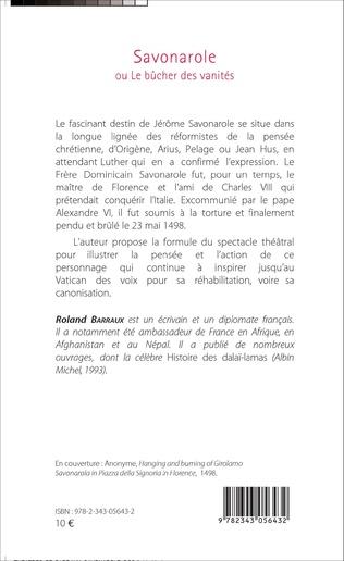 4eme Savonarole