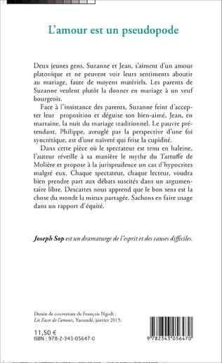 4eme L'amour est un pseudopode
