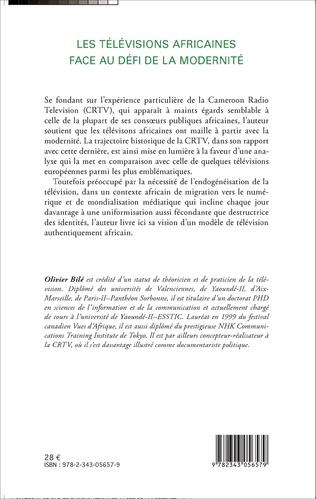 4eme Les télévisions africaines face au défi de la modernité