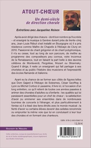 4eme Atout-choeur