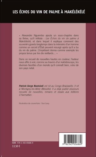 4eme Les Échos du vin de palme à Makélékélé