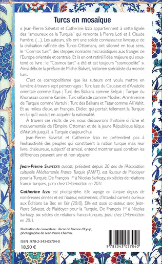 4eme Turcs en mosaïque
