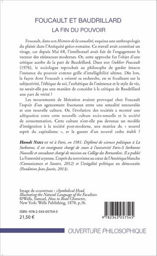 4eme Foucault et Baudrillard