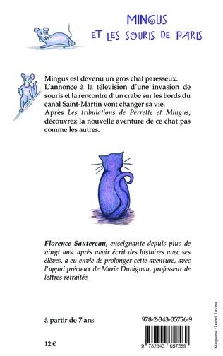 4eme Mingus et les souris de Paris