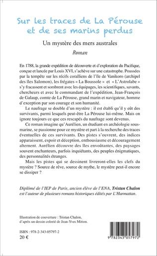4eme Sur les traces de La Pérouse et de ses marins perdus
