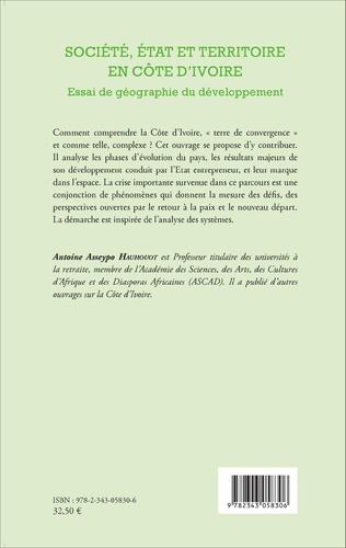 4eme Société, état et territoire en Côte d'Ivoire
