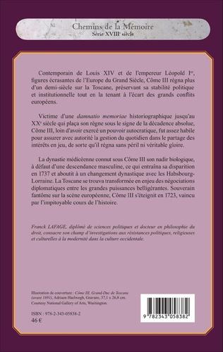 4eme Côme III de Médicis