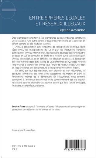 4eme Entre sphères légales et réseaux illégaux