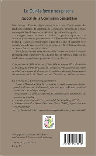 4eme La Guinée face à ses prisons