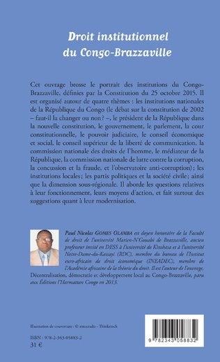 4eme Droit institutionnel du Congo-Brazzaville
