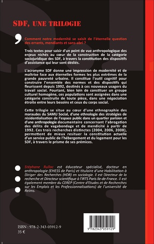 4eme SDF, une trilogie