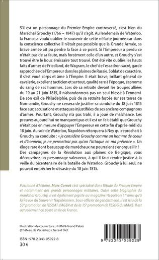 4eme Le Maréchal Grouchy 1766-1847