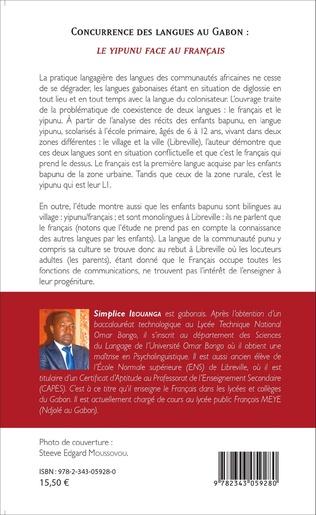 4eme Concurrence des langues au Gabon :