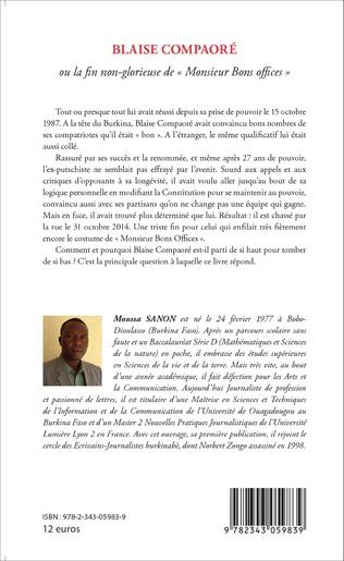 4eme Blaise Compaoré