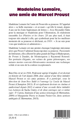 4eme Madeleine Lemaire, une amie de Marcel Proust