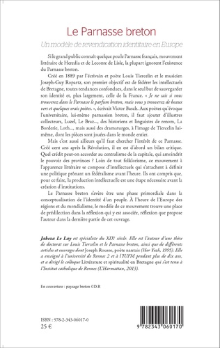 4eme Le Parnasse breton
