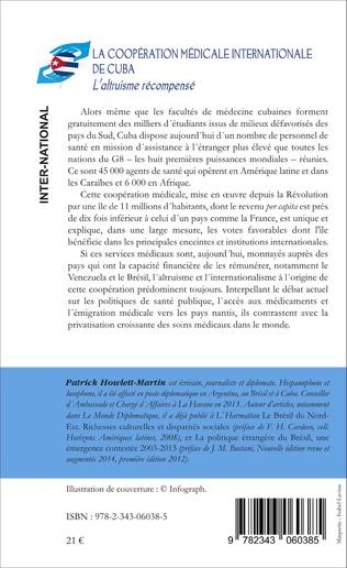 4eme La coopération médicale internationale de Cuba