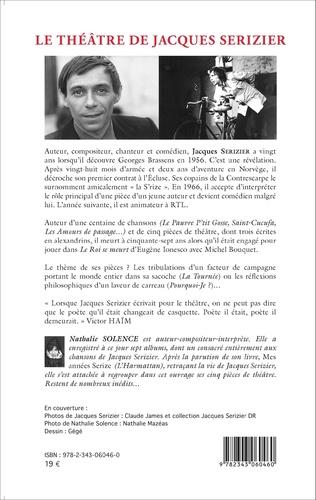 4eme Le Théâtre de Jacques Serizier