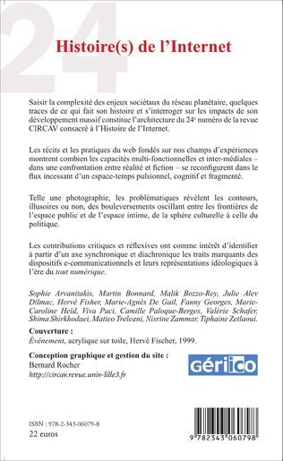 4eme Histoires(s) politique(s) de l'Internet : de l'amnésie au formatage idéologique