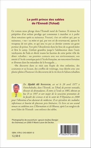 4eme Le petit prince des sables de l'Ennedi (Tchad)