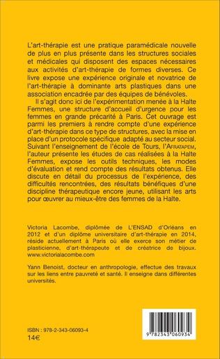 4eme Une expérience d'art-thérapie à la Halte Femmes de Paris