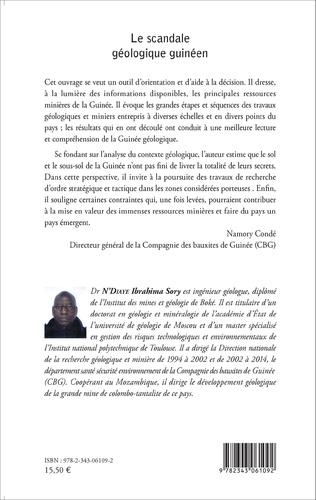 4eme Le scandale géologique guinéen