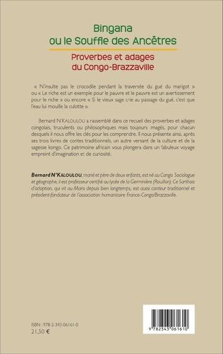 4eme Bingana ou le Souffle des Ancêtres