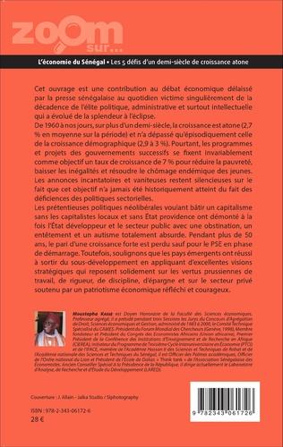 4eme L'économie du Sénégal