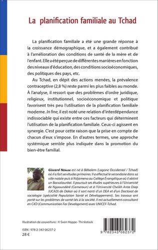 4eme La planification familiale au Tchad