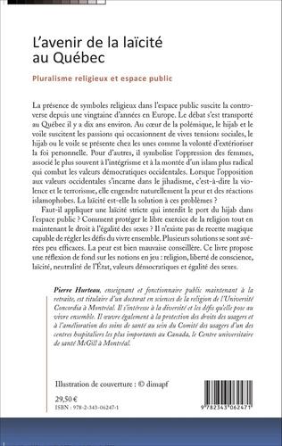 4eme L'avenir de la laïcité au Québec