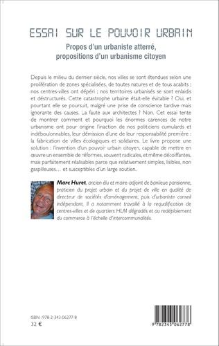 4eme Essai sur le pouvoir urbain