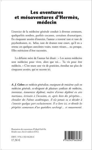 4eme Les aventures et mésaventure d'Hermès, médecin