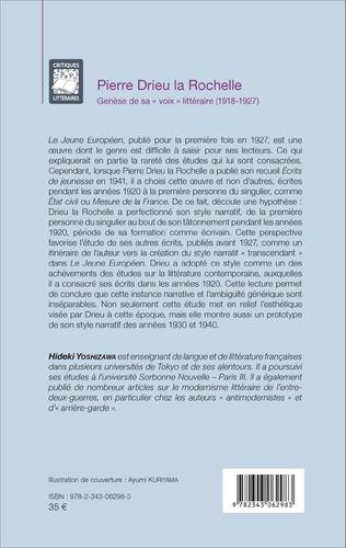 4eme Pierre Drieu la Rochelle