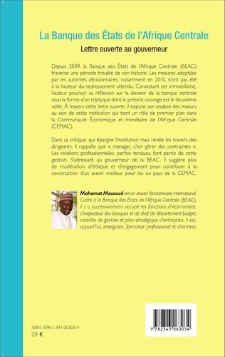 4eme La banque des États de l'Afrique Centrale