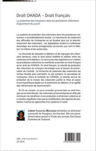 4eme Droit OHADA - Droit français