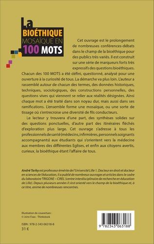 4eme Bioéthique mosaïque en 100 mots