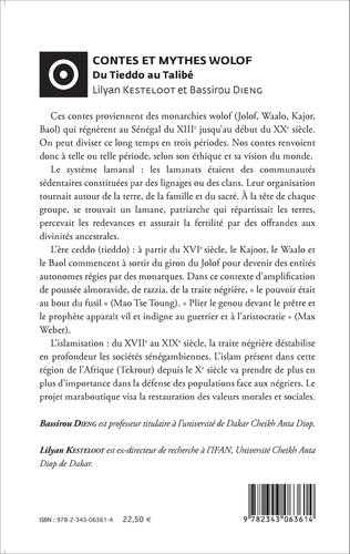 4eme Contes et mythes wolof