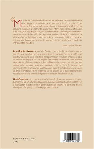 4eme Jean-Baptiste Natama, un nouveau leadership africain